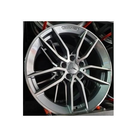 Roda Vittoria AMG Mercedes aro 18 5x112 tala 8 GD
