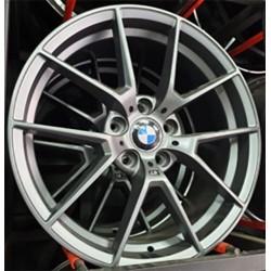 Roda Raw BMW M3 CS aro 18 ET35 Grafite Acetinado