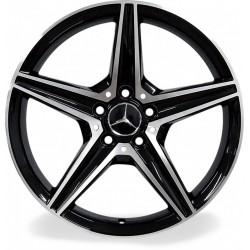 Roda Raw Mercedes AMG aro 18 5x112 tala 8 BD