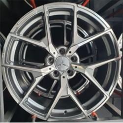 Roda Raw Mercedes AMG aro 19 tala 8 ET42 GD