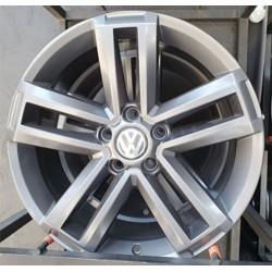Roda Original VW Amarok aro 19 5x120 tala 8 ET43 Grafite Acetinado